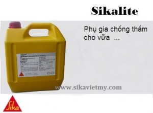 Sika Lite-chong tham 5l