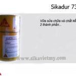 vữa sửa chữa và chat ket dinh cuong do cao sikadur-731