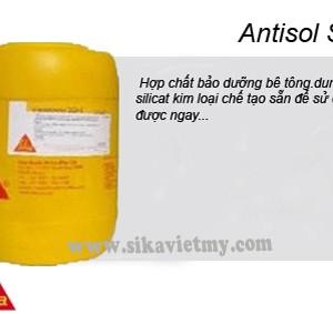 ho tro be tong sika antisol-s
