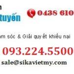 Hỗ trợ mua ban sika việt mỹ