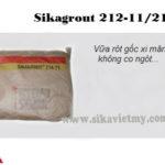 vua rot goc xi mang sikagrout-214-11HS