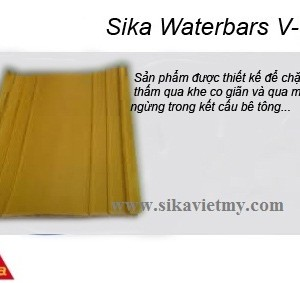 Sika Waterbars V-25 bang can nuoc