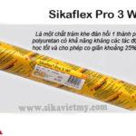 chat tram khe Sikaflex PRO 3 WF