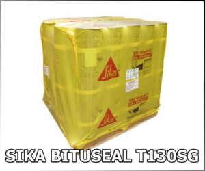 MÀNG CHỐNG THẤM SIKA BITUSEAL T130 SG