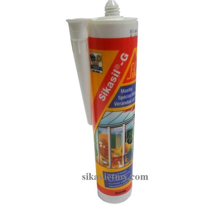 Sikasil-G8 tram khe
