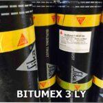 MÀNG CHỐNG THẤM BITUMEX 3 LY