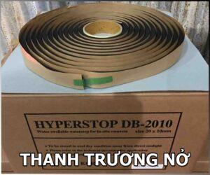 BĂNG TRƯƠNG NỞ HYPERSTOP DB 2010