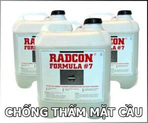 CHỐNG THẤM MẶT CẦU RADCON 7